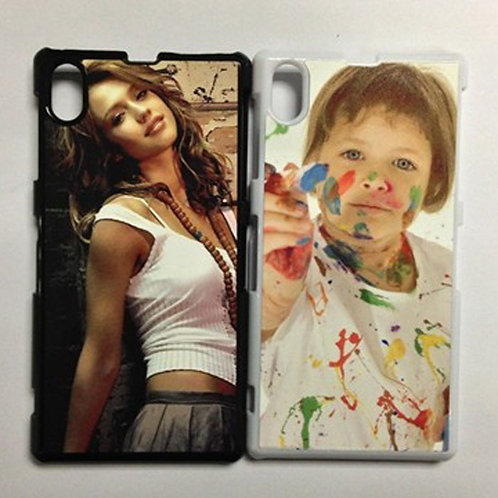 Sony Z1 L39H 3d phone case for picture heat transfer