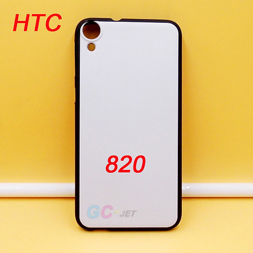 HTC Desire 820 blank printable phone case for uv printer eco solvent printers