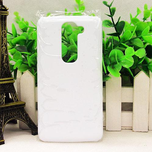 LG G2 mini white 3d sublimation cover case