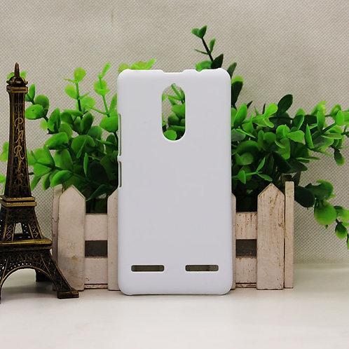 Lenovo K6 blank 3d sublimaion cover case for vacuum heating tranfer photo
