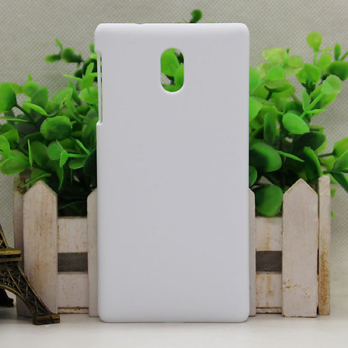 Nokia 3 blank 3d sublimation mobile phone cover case
