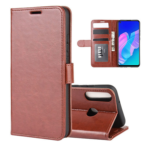 leather wallet phone case for Huawei