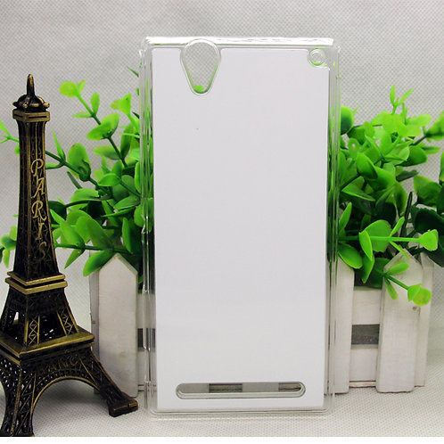 Sony T2 blank 3d sublimation mobile case