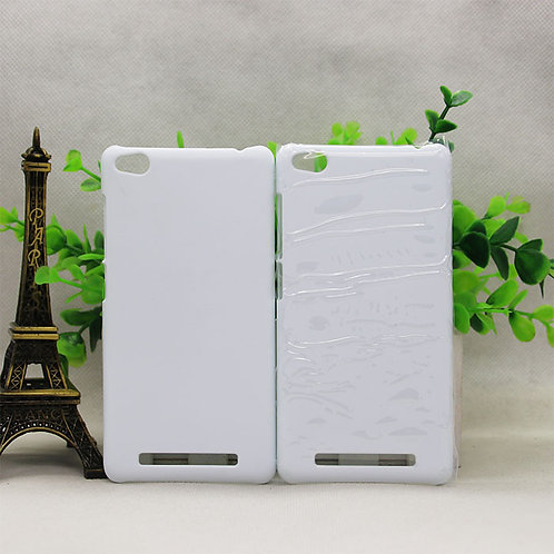 Xiaomi Redmi 3 blank 3d sublimation mobile phone cover case
