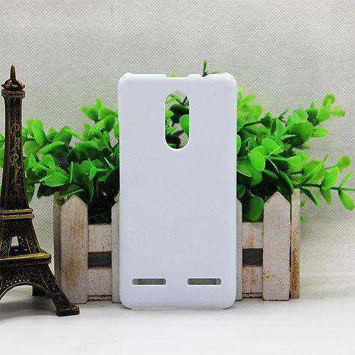 Lenovo K6 power balnk 3d sublimaion phone cover case for 3d sublimation vacuum m