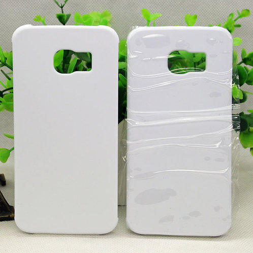 Samsung Galaxy S6 edge blank 3d sublimation phone cover case for image heat tran