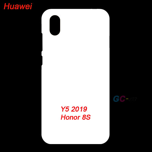 Huawei Y5 2019 / Honor 8S blank plastic mobile cover for printers printing