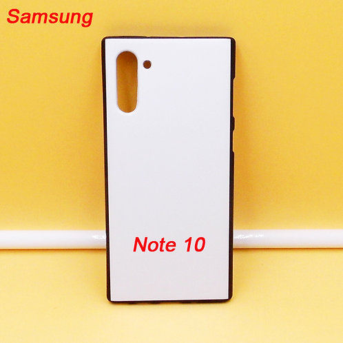 Samsung galaxy note 10 soft protective phone case for custom printing