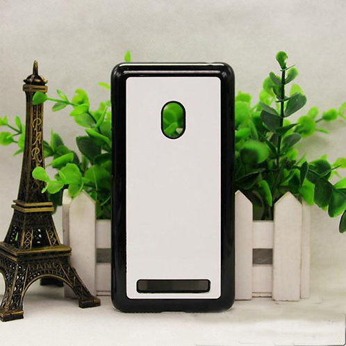 Zenfone 5 blank 3D sublimation phone case for heat transfer picture
