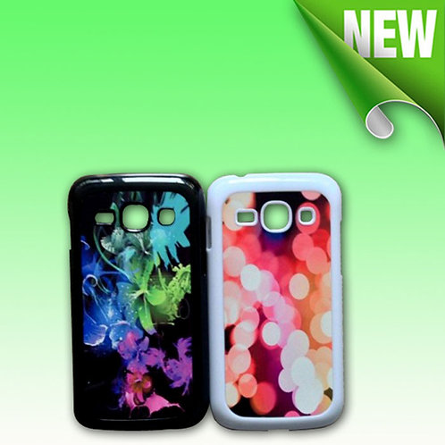 Samsung Galaxy Ace3  blank 3d sublimation mobile case for picture heat transfer