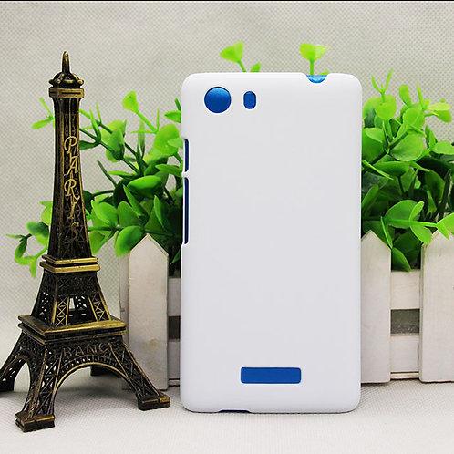 Micromax unite3 q372 blank 3d sublimation mobile phone cover case