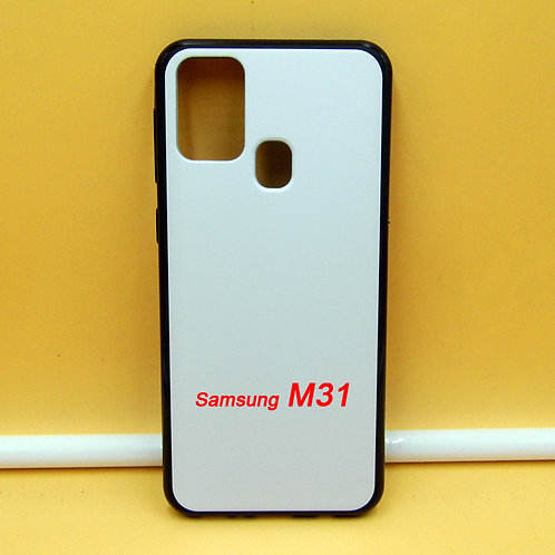 printable flexible mobile cover for Samsung galaxy M31