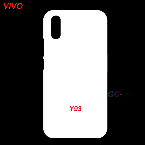 Vivo Y93 blank cell phone case for diy printing