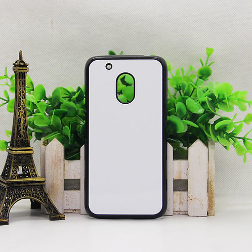 Moto G4 play blank 3D sublimation phone case for heat transfer picture