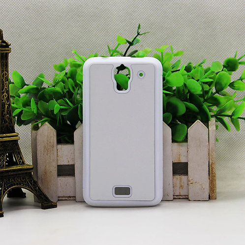 Huawei Y360 blank 3d sublimation phone case for heat transfer photo