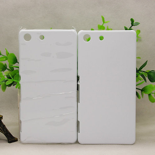 Sony M5 blank phone cover for heat transfer picture