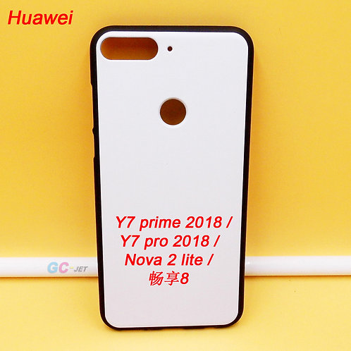 Huawei Y7 pro 2018 / Y7 prime 2018 / Nova 2 lite / enjoy 8 printable phone case