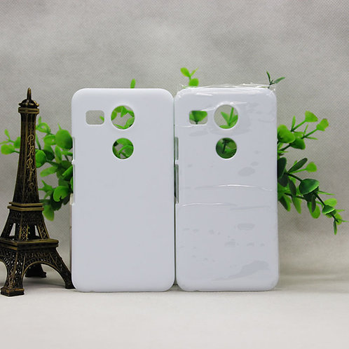 Google nexus 5X blank 3d sublimation mobile phone cover case
