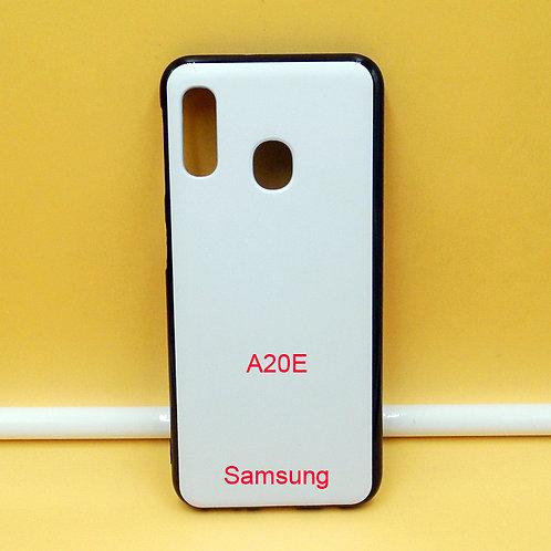 Soft printable phone case for Samsung galaxy A20E