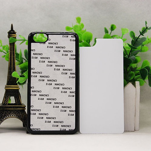 Micromax canvas fire4 A107 blank 3D sublimation phone case for heat transfer pic