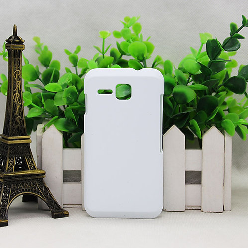 Micromax Bolt S301 blank 3d sublimation mobile phone cover case