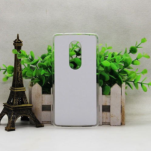 ZTE Axon7  blank 3D sublimation phone case for heat transfer picture