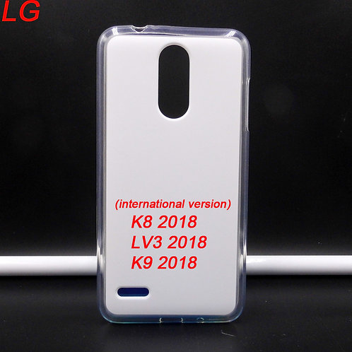 K8 2018 / LV3 2018 / K9 2018 (international version) printable tpu phone case