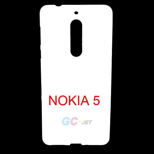 Nokia 5 plastic phone case printable blank case