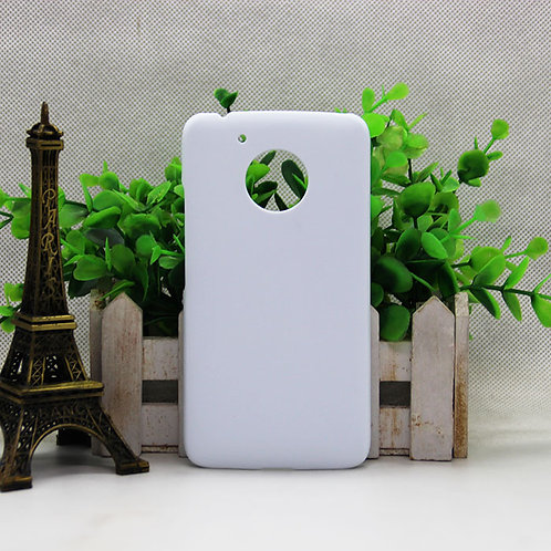 Moto G5 blank 3d sublimation mobile phone cover case
