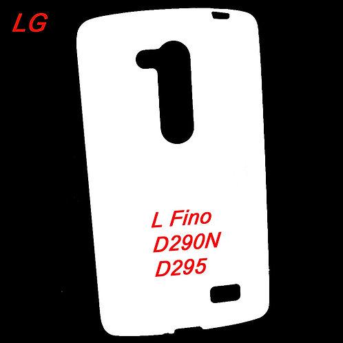 LG L Fino / D290N / D295 blank phone back cover printable