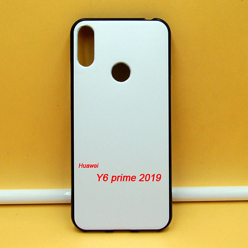 Printers printable soft phone case for Huawei Y6 prime 2019