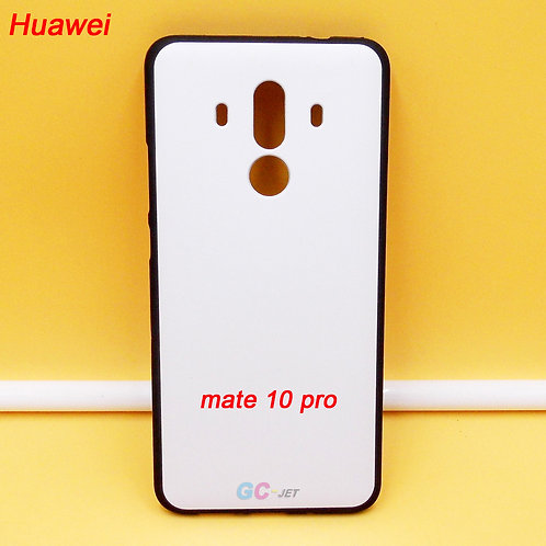 Huawei mate 10 pro blank printable flexible mobile phone cover