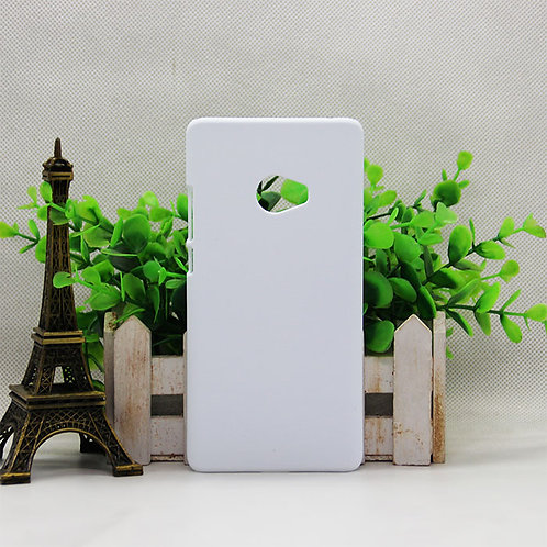 Xiaomi Note2 blank 3d sublimation mobile phone cover case