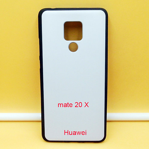 Huawei mate 20x soft printable blank cell phone case