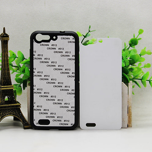 ZTE Bade V6  blank 3d sublimation tpu silicone soft phone case for picture heat