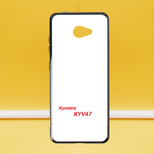 For Kyocera KYV47 soft tpu mobile phone cover for printing image
