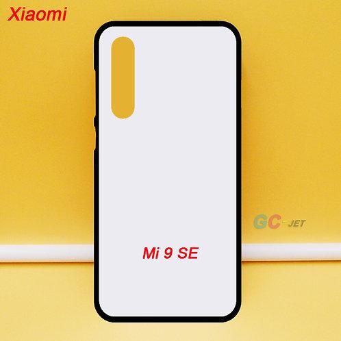 Xiaomi Mi 9 SE blank printable phone case - soft tpu case -with white coating