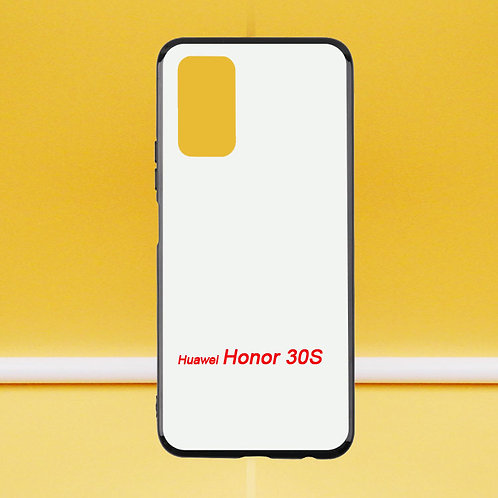 For Huawei Honor 30S blank printable soft tpu mobile phone case