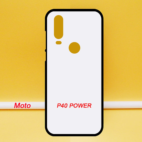 Moto P40 power soft tpu mobile case soft blanks printable