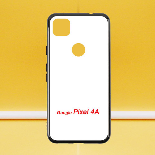For Google Pixel 4A blank printable flexible cell phone case