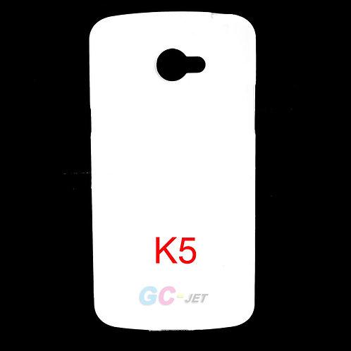 blank printable mobile case for LG K5