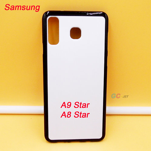 Galaxy A9 star / A8 star tpu phone case blanks for printing photo