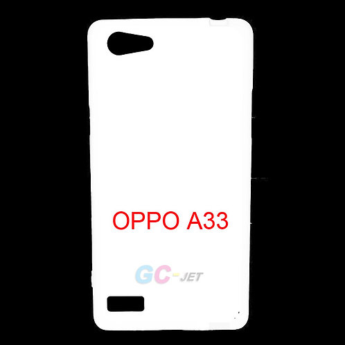 Oppo A33 blank phone cases for customized printing