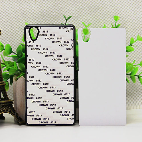 Vivo Y51 blank 3D sublimation phone case for heat transfer picture