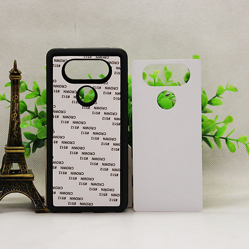 LG V20 3d sublimation blank tpu silicone flexible phone case