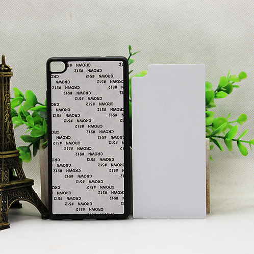 Huawei P8 lite blank soft 3d sublimation tpu case