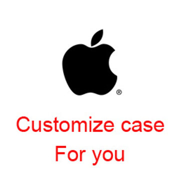 Customize phone case for iPhone
