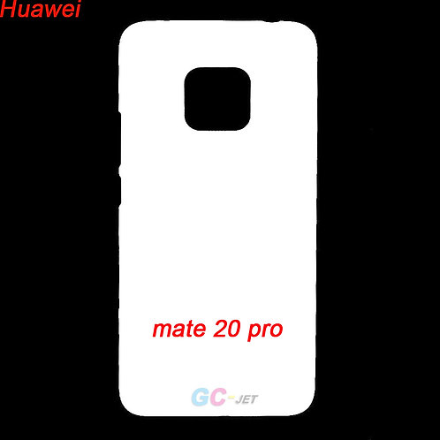 Huawei mate 20 pro blank mobile cover case for printing