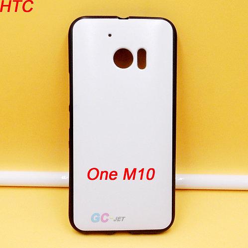HTC M10 blank printable tpu phone case for printing machines