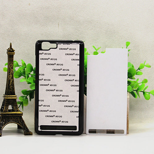 Vivo X5 Maxs blank 3D sublimation phone case for heat transfer picture